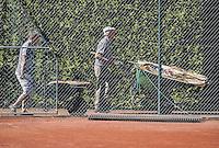 Etten-Leur, The Netherlands, August 23, 2016,  TC Etten, NVK, Growndsmen on heir way<br /> Photo: Tennisimages/Henk Koster
