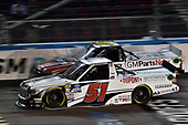 #51: Brandon Jones, Kyle Busch Motorsports, Toyota Tundra DuPont Air Filtration