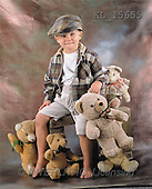 Interlitho, Alberto, CHILDREN, photos, boy, teddies(KL15655,#K#) Kinder, niños