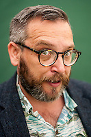 Hay on Wye, UK. Wednesday 01 June 2016<br /> Pictured: Garry Northfield <br /> Re: The 2016 Hay festival take place at Hay on Wye, Powys, Wales