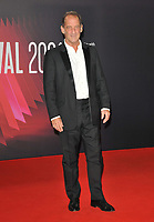 """Vincent Lindon at the 65th BFI London Film Festival """"Titane"""" UK premiere, Royal Festival Hall, Belvedere Road, on Saturday 09th October 2021, in London, England, UK. <br /> CAP/CAN<br /> ©CAN/Capital Pictures"""