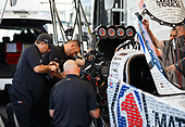 Antron Brown, Matco Tools, top fuel, pits, crew