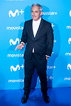 Jon Sistiaga attends to blue carpet of presentation of new schedule of Movistar+ at Queen Sofia Museum in Madrid, Spain. September 12, 2018. (ALTERPHOTOS/Borja B.Hojas)