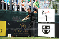 Former Wales International footballer Craig Bellamy during The 2017 Celebrity Cup at the Celtic Manor Resort, Newport, South Wales, 01.07.2017<br /> <br /> <br /> Jeff Thomas Photography -  www.jaypics.photoshelter.com - <br /> e-mail swansea1001@hotmail.co.uk -<br /> Mob: 07837 386244 -