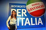 """DANIELA SANTANCHE' PRESENTA """"MOVIMENTO PER L'ITALIA"""""""