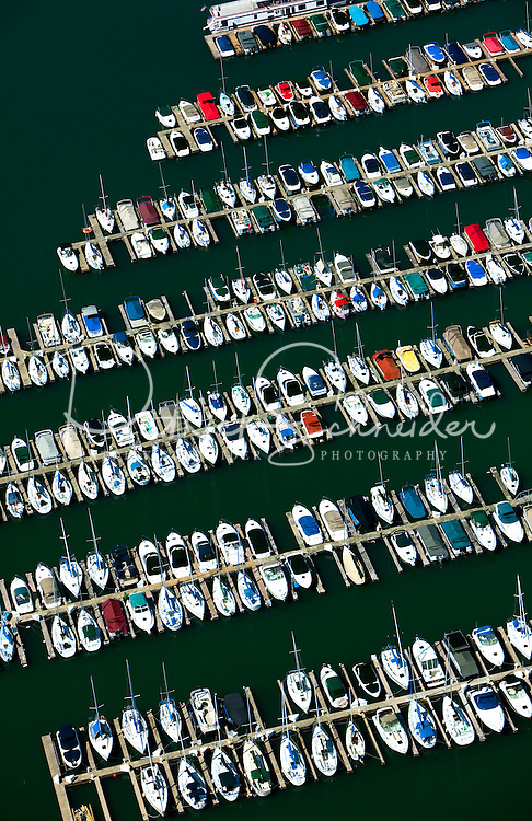 Aerial photography over Charlotte, NC, and the surrounding areas from May 2009. Photos by Charlotte photographer Patrick Schneider Photography. Photo of Lake Norman, a popular man-made lake north of Charlotte.