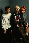 Various portrait sessions of the rock band, Everclear