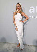 ANTIBES, FRANCE. July 16, 2021: Kimberley Garner at the amfAR Cannes Gala 2021, as part of the 74th Festival de Cannes, at Villa Eilenroc, Antibes.<br /> Picture: Paul Smith / Featureflash