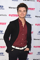 LOS ANGELES - AUG 19:  Chris Colfer at The Sixth Reel World Premiere at Directors Guild of America on August 19, 2021 in Los Angeles, CA