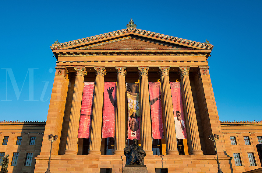 Philadelphia Museum of Art, Pennsylvania, USA.