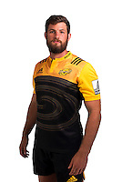Christian Lloyd. Hurricanes Super Rugby official headshots at Rugby League Park, Wellington, New Zealand on Wednesday, 6 January 2016. Photo: Dave Lintott / lintottphoto.co.nz