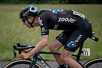 Marco Brenner (DEU/DSM)<br /> <br /> 73rd Critérium du Dauphiné 2021 (2.UWT)<br /> Stage 7 from Saint-Martin-le-Vinoux to La Plagne (171km)<br /> <br /> ©kramon