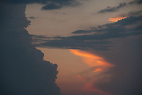 Cloudscape at Sunset, Jupiter, Florida, US