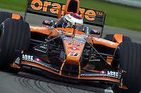 Jos Verstappen (#14 Arrows)
