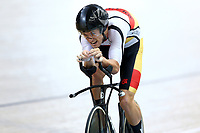 Tom Sexton of Southland competes in the Men Elite 1000M TT during the 2020 Vantage Elite and U19 Track Cycling National Championships at the Avantidrome in Cambridge, New Zealand on Thursday, 23 January 2020. ( Mandatory Photo Credit: Dianne Manson )