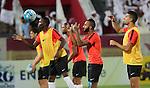 El Jaish (QAT) vs Al Ain (UAE) during the AFC Champions League 2016 Semi-Finals 2nd leg match at Abdullah Bin Khalifa Stadium on 18 October 2016, in Doha, Qatar. Photo by Stringer / Lagardere Sports
