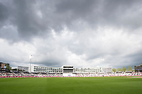 The sun does its best to break through the cloud during India vs New Zealand, ICC World Test Championship Final Cricket at The Hampshire Bowl on 20th June 2021