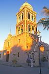 Mexico, Baja California Sur, Loreto, Mission Neustra Senora de Loreto
