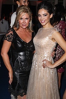 BEVERLY HILLS, CA - OCTOBER 23: Kathy Hilton and Edy Ganem attend the 5th Annual FGI Los Angeles Charity Event held at The Mr. C Hotel on October 23, 2013 in Beverly Hills, California. (Photo by Xavier Collin/Celebrity Monitor)
