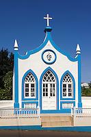 Heiliggeisttempel (Imperio) in Santo Antao auf der Insel Sao Jorge, Azoren, Portugal