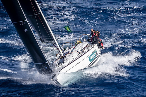 Maltese yacht Elusive 2 won the race last year