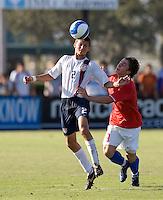 2007 Nike Friendlies, IMG Academies, Bradenton, Fla..USMNT U17 vs Russia.