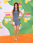 Victoria Justice attends The 24th Annual Kids' Choice Awards held at USC's Galen Center in Los Angeles, California on April 02,2011                                                                               © 2010 DVS / Hollywood Press Agency