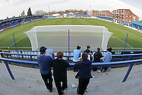 General view from the clubhouse end - Grays Athletic Football Club - 12/08/05 - MANDATORY CREDIT: Gavin Ellis/TGSPHOTO. Self-Billing applies where appropriate. NO UNPAID USE. Tel: 0845 094 6026