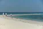 beach of enteara island.