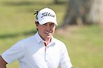Jason Scrivener of Australia tees off the first hole of the 58th UBS Hong Kong Golf Open as part of the European Tour on 10 December 2016, at the Hong Kong Golf Club, Fanling, Hong Kong, China. Photo by Marcio Rodrigo Machado / Power Sport Images