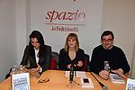 IRENE TINAGLI, ANNALISA CUZZOCREA E CARLO CALENDA<br /> PRESENTAZIONE LIBRO IRENE TINAGLI<br /> FELTRINELLI- GALLERIA SORDI ROMA 2019