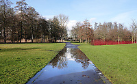 Nederland  Amsterdam   Jan. 2021.  Het Nelson Mandelapark. ( Vroegere Bijlmerpark)   Foto Berlinda van Dam / HH / ANP.