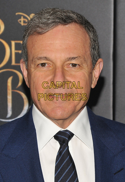 NEW YORK, NY - March 13 : Bob Iger attends the 'Beauty And The Beast' New York screening at Alice Tully Hall, Lincoln Center on March 13, 2017 in New York City.<br /> CAP/MPI/JP<br /> ©JP/MPI/Capital Pictures