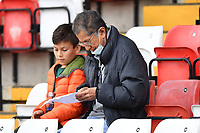 Fans come back to the Lamex Sadium EFL League 2 fixture  during Stevenage vs Watford, Friendly Match Football at the Lamex Stadium on 27th July 2021