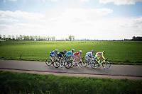 breakaway group<br /> <br /> 102nd Scheldeprijs 2014