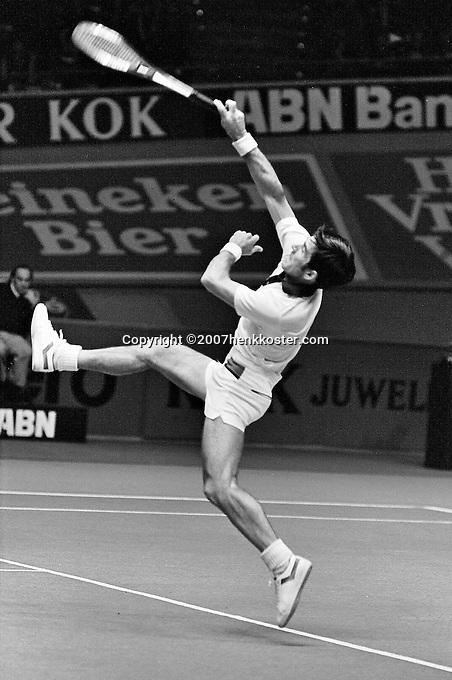 1978, ABN Tennis Toernooi, Ken Rosewal