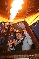 20120112 Hot Air Balloon Cairns 12 January