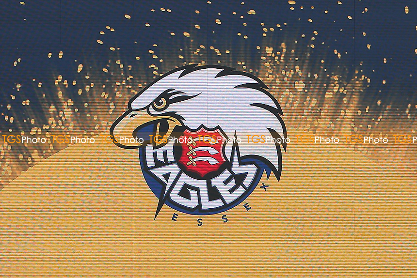 Eagles logo during Hampshire Hawks vs Essex Eagles, Vitality Blast T20 Cricket at The Ageas Bowl on 16th July 2021