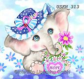 Kayomi, CUTE ANIMALS, LUSTIGE TIERE, ANIMALITOS DIVERTIDOS, paintings+++++,USKH313,#AC#, EVERYDAY