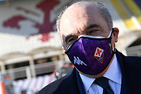 ACF Fiorentina president Rocco Commisso looks on prior to the Italy Cup round of 16 football match between ACF Fiorentina and FC Internazionale at Artemio Franchi stadium in Firenze (Italy), January 13th, 2021. Photo Andrea Staccioli / Insidefoto