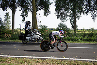 Lisa Klein (DEU/Canyon SRAM)<br /> <br /> Women Elite Individual Time Trial from Knokke-Heist to Bruges (30.3 km)<br /> <br /> UCI Road World Championships - Flanders Belgium 2021<br /> <br /> ©kramon