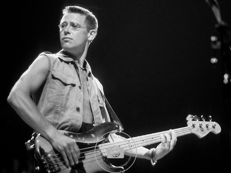 Adam Clayton of U2