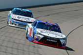 NASCAR XFINITY Series<br /> U.S. Cellular 250<br /> Iowa Speedway, Newton, IA USA<br /> Saturday 29 July 2017<br /> Ryan Preece, MoHawk Northeast Inc. Toyota Camry and Joey Gase, Jerry K. Ask Investments/Iowa Donor Network Chevrolet Camaro<br /> World Copyright: Russell LaBounty<br /> LAT Images