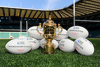 130502 ENGLAND 2015 RUGBY WORLD CUP LAUNCH
