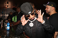 NEW YORK, NY- SEPTEMBER 12: Suga J pictured at Swizz Beatz Surprise Birthday Party at Little Sister in New York City on September 12, 2021. Credit: Walik Goshorn/MediaPunch
