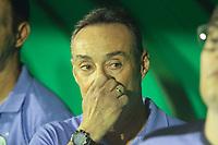 CAMPINAS, SP, 03.07.2019: GUARANI-PALMEIRAS - Roberto Fonseca, técnico do Guarani. Partida amistosa entre Guarani e Palmeiras nesta quarta-feira (03) no estádio Brinco de Ouro em Campinas, interior de São Paulo. (Foto: Luciano Claudino/Código19)