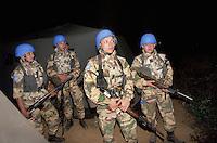 - mountain troops of Taurinense brigade during UN mission in Mozambique as peace force in 1993....- alpini della brigata Taurinense durante la missione ONU in Mozambico come forza di pace nel 1993