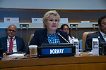 the High Level Panel on Sustainable Ocean Economy