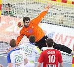 2013.01.26 Handbal WC Slovenia vs Croatia