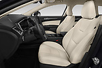 Front seat view of a 2019 Ford Mondeo Clipper Hybrid 5 Door Wagon front seat car photos